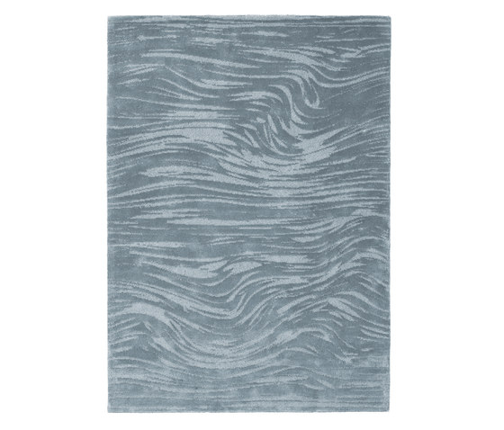 Wood | Ice Blue by Stepevi | Rugs / Designer rugs