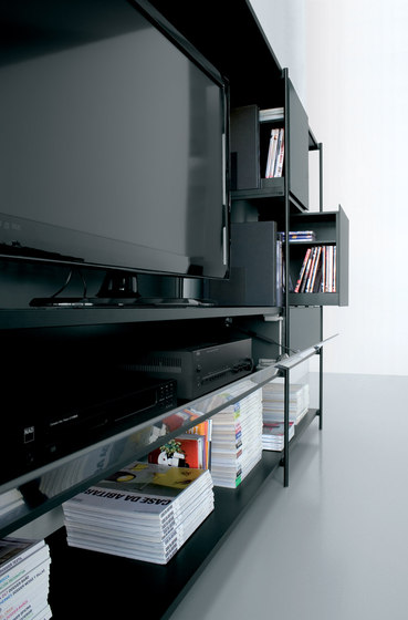 XY 02 by Extendo | Office shelving systems