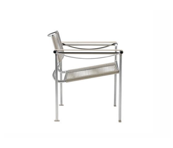 green pvc lounge chair 202 de Alias   Sillones