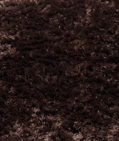 Jackie Silk | Taupe Brown by Stepevi | Rugs / Designer rugs
