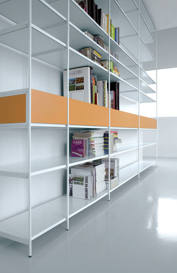 XY 03 by Extendo | Library shelving systems