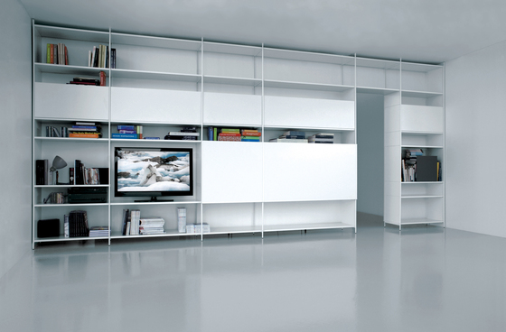 XY 06 A by Extendo | Library shelving systems