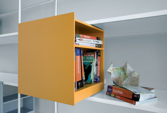 XY 08 by Extendo | Library shelving systems
