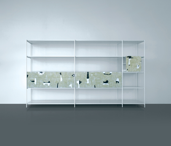 XY 11 by Extendo | Office shelving systems
