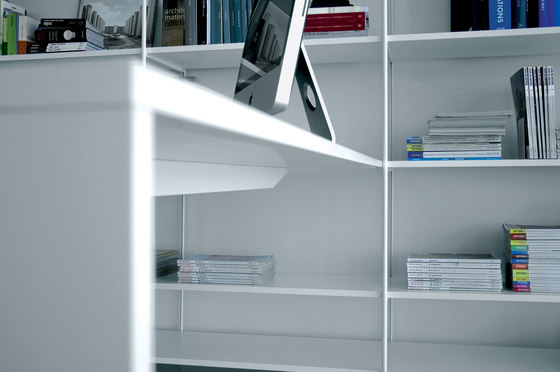 XY 15 A by Extendo | Office shelving systems