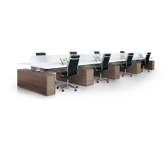 Scenarios by MARKANT | Desking systems