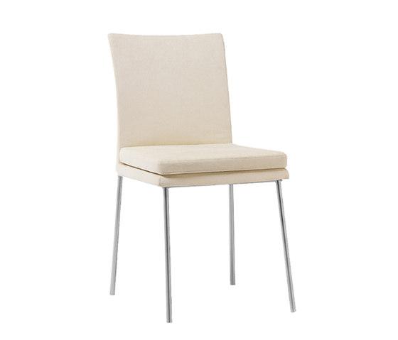 Ensemble steel | 941 by Tonon | Restaurant chairs