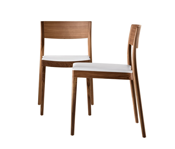 Miss | 151 by Tonon | Visitors chairs / Side chairs