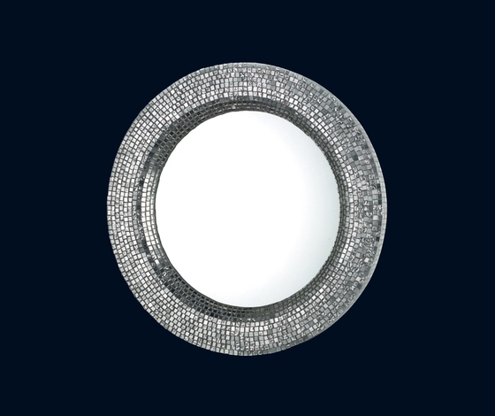 Couronne white gold by Bisazza | Mirrors