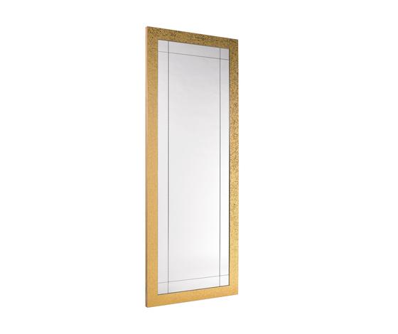 Grand Reflet oro giallo di Bisazza | Specchi