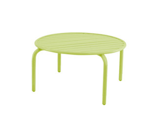 Menu de Calma | Tables basses de jardin