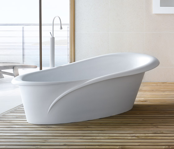 Kallaguan di Mastella Design | Vasche ad isola