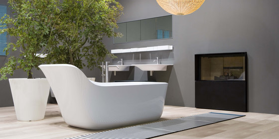 Wanda by antoniolupi | Free-standing baths