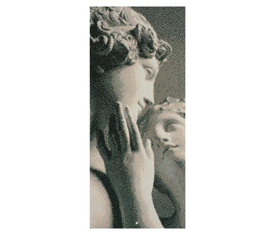 Venere e Adone mosaic panel de Bisazza | Arte