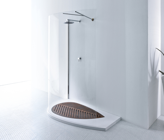 Soffio by Mastella Design | Shower screens