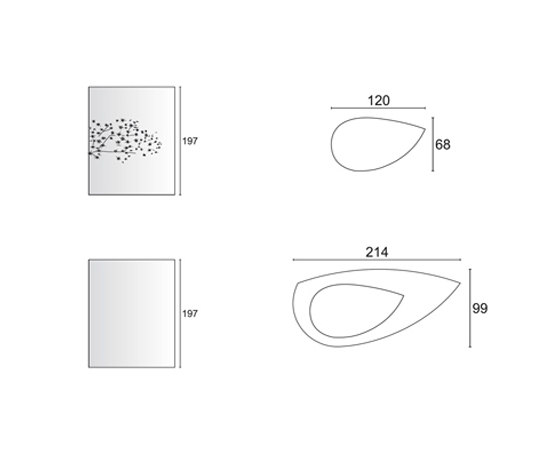 Sogno von Mastella Design   Duschabtrennungen