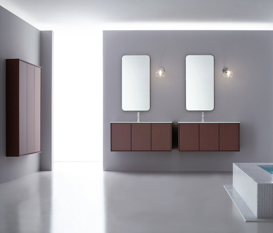 Summit 10 A by Mastella Design | Wall mirrors