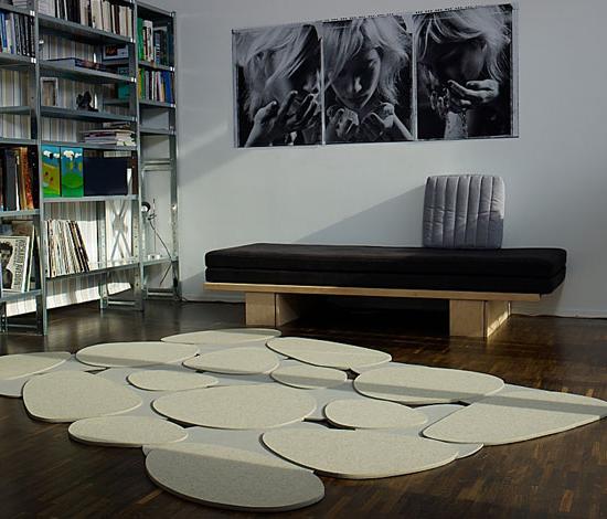 Lapis 722 by Ruckstuhl | Rugs / Designer rugs
