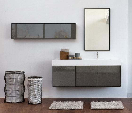 Summit 13 de Mastella Design | Armoires de salle de bains