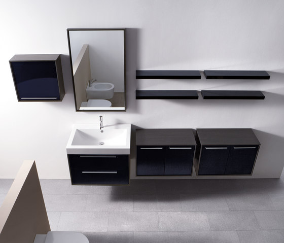Summit 14 by Mastella Design | Wall cabinets