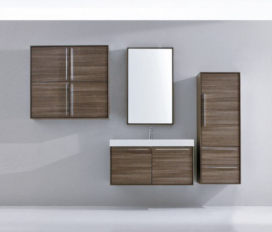 Summit 15 de Mastella Design | Armoires de salle de bains