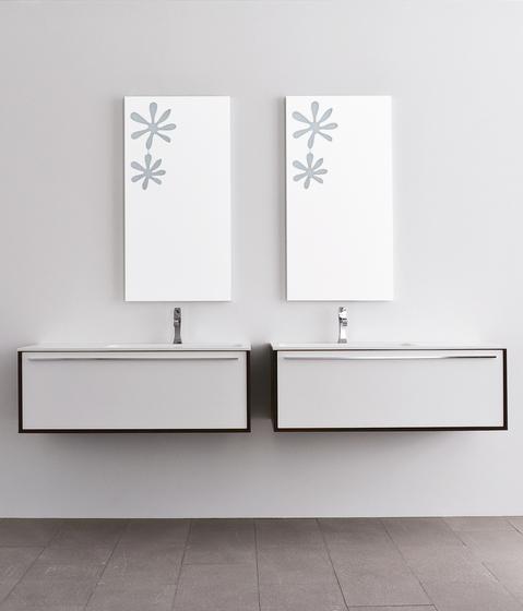 Summit 22 A di Mastella Design | Specchi da parete