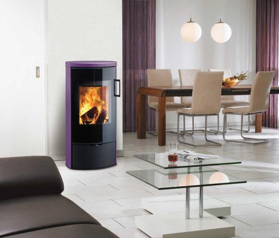 POLEO 106 by Attika Feuer | Wood burning stoves