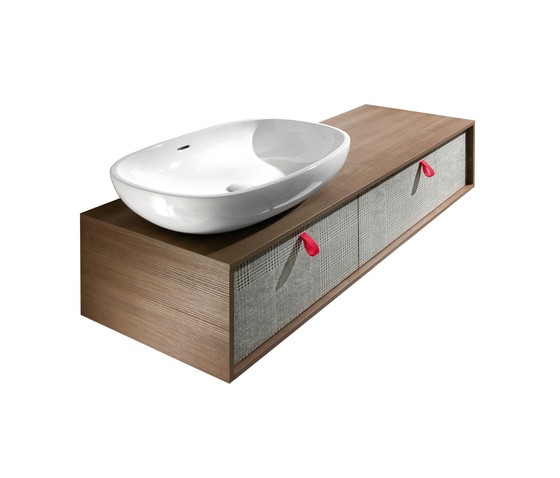 Shape Chalet by Falper | Wash basins