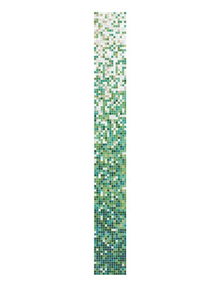 Felce mix 1 by Bisazza | Glass mosaics