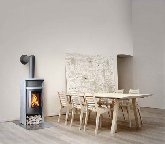 BANDO by Attika Feuer | Wood burning stoves
