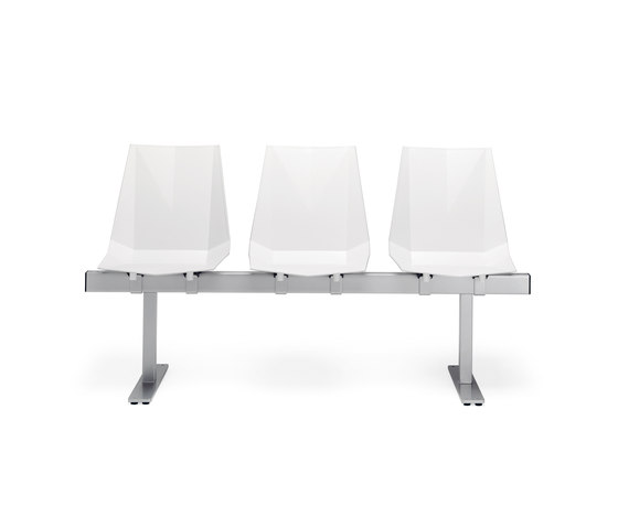 Mayflower Beam by Materia | Modular seating elements