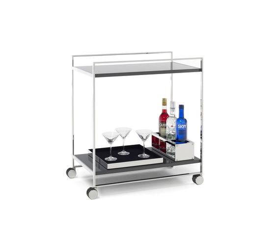 Flat Trolley table by Yomei | Tea-trolleys / Bar-trolleys
