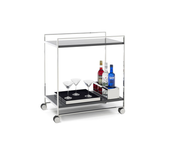 Flat Carrello portavivande di Yomei | Carrelli portavivande / carrelli bar