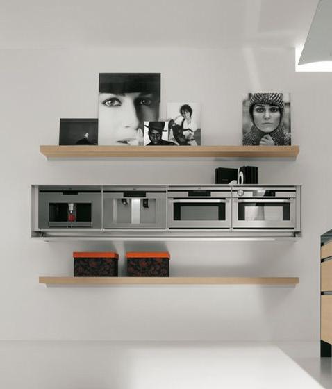 Artematica Rovere by Valcucine | Kitchen furniture