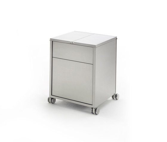 Fold Cabinet by Yomei | Pedestals