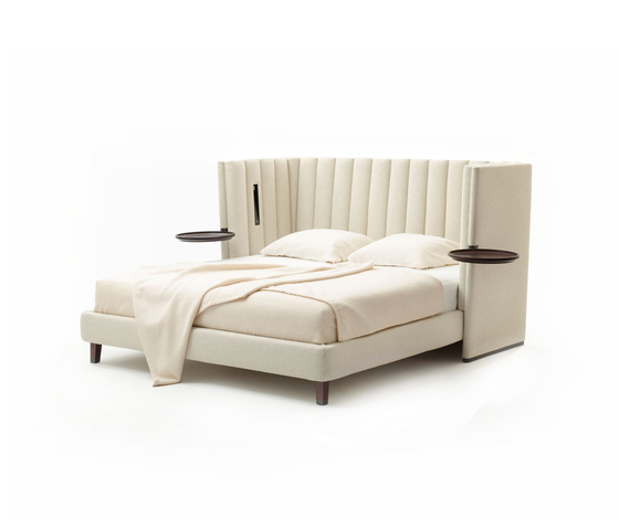 Brooklyn Bett von Neue Wiener Werkstätte | Doppelbetten