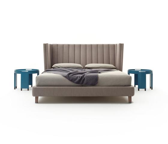 brooklyn by neue wiener werkst tte bed product. Black Bedroom Furniture Sets. Home Design Ideas