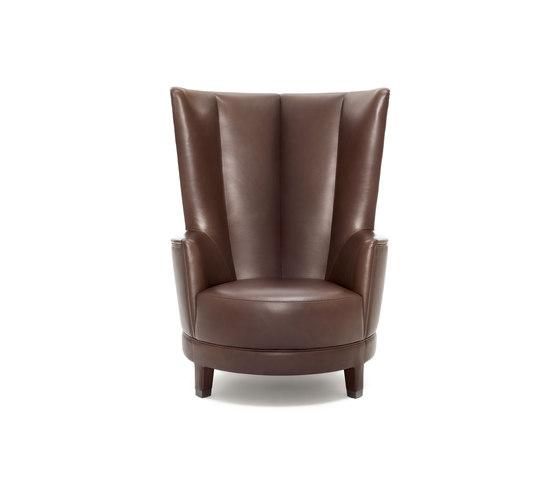 Harlem High-backed armchair de Neue Wiener Werkstätte | Sillones