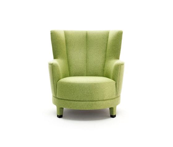Harlem Armchair by Neue Wiener Werkstätte | Lounge chairs
