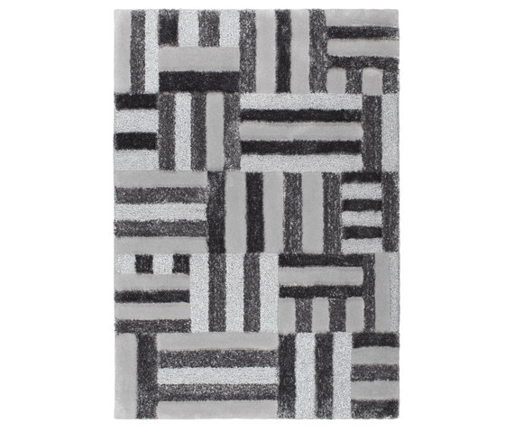 Cage | Cold Blue by Stepevi | Rugs / Designer rugs