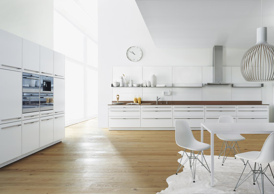 Miracle of Space by Forster Küchen | Fitted kitchens