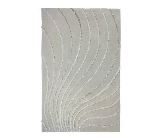 Skew | Soft Gray by Stepevi | Rugs / Designer rugs