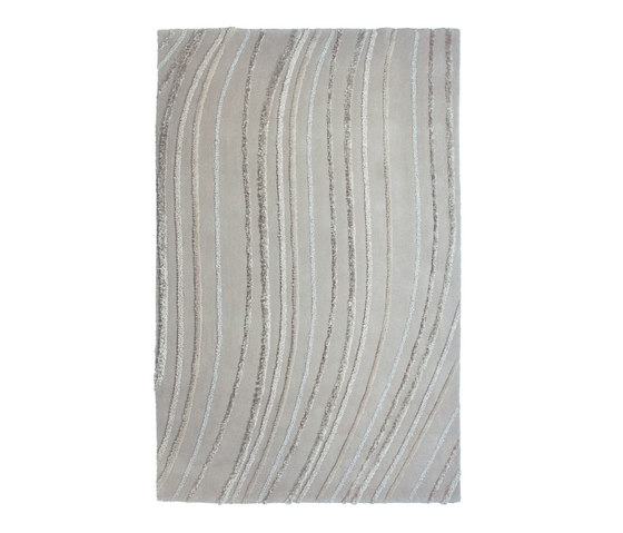 Bend | Soft Gray by Stepevi | Rugs / Designer rugs