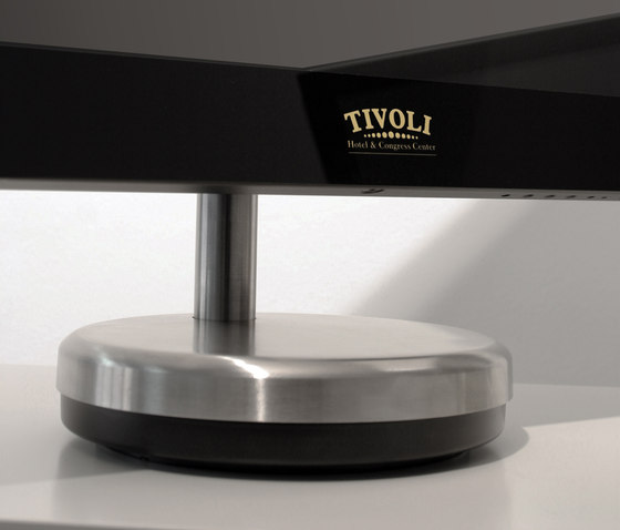 Tabletop by ARTHUR HOLM | Table integrated displays