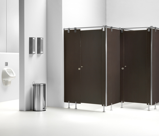 Cubicles by Mas Office | Changing room cubicles