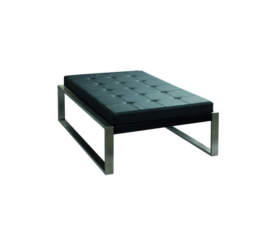 Cima Lounge Piecera 130 by FueraDentro | Garden stools