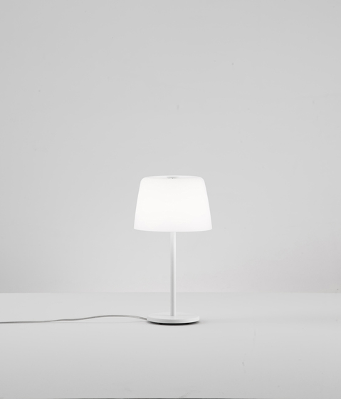 Ginger glass small T1 by Prandina | General lighting
