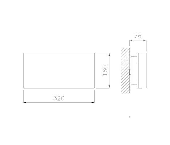 Hydra Giga LED by Daisalux | Emergency lighting