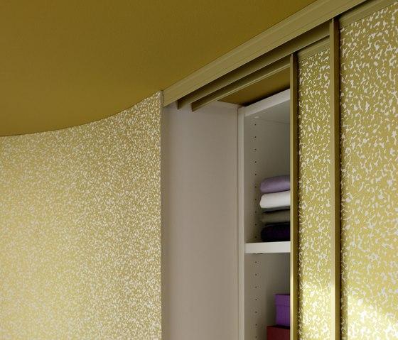 Goldtaler di raumplus | Armadi a muro