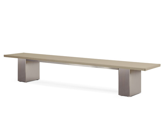 Cima Doble Bench 240 by FueraDentro | Garden benches